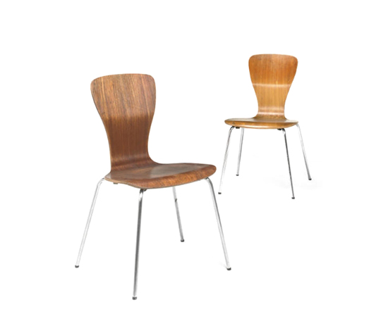 Nikke side chairs (pair)