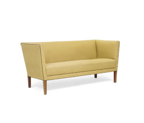 Settee by Christie`s