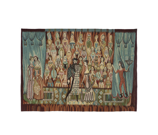 SCANDINAVIAN TAPESTRY by Christie`s