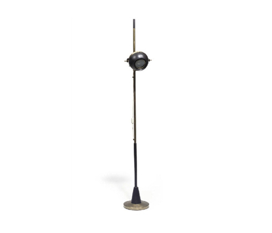 Adjustable floor lamp by Christie`s