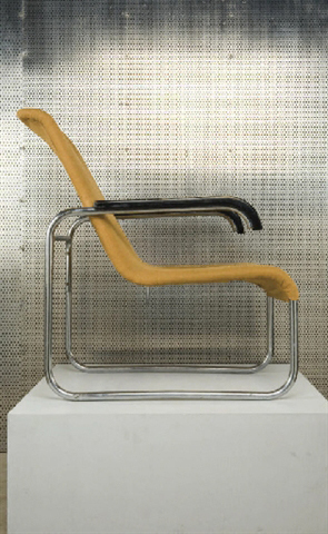Model B-35 lounge chair