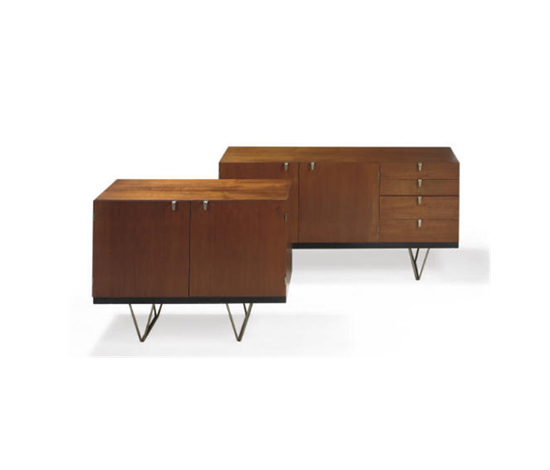 Sideboards (pair) by Christie`s