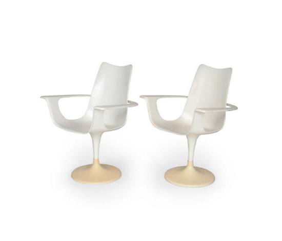 Armchairs (pair)