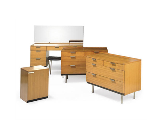 Bedroom suite (set of 6)