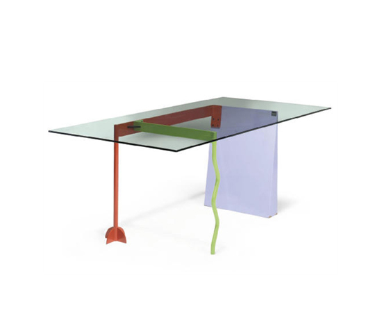 Peninsula table by Christie`s