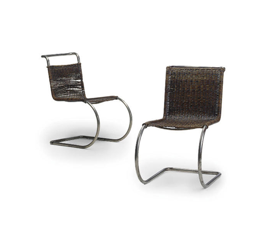 Christie`s-Mr-10 side chairs (pair)