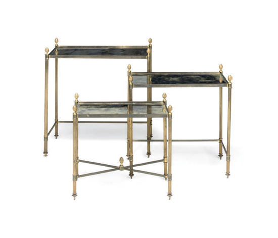 Christie`s-Nest of tables (set of 3)