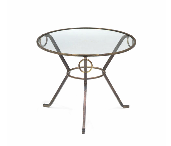 OCCASIONAL TABLE de Christie`s