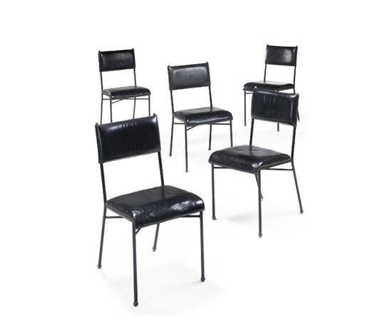 Side chairs (set of 5)