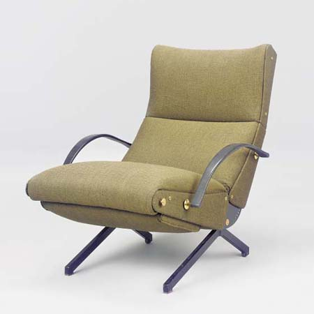 P-40 lounge chair by Christie`s