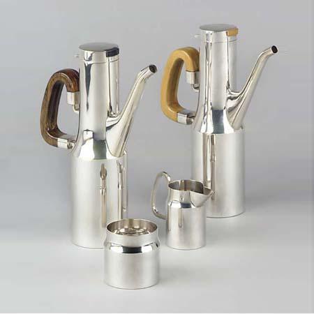 Silver Tea & Coffee Service