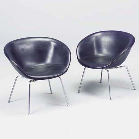 Pot chairs