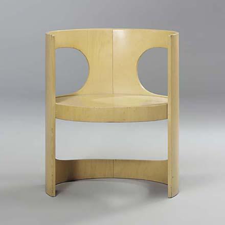 Preprop chair