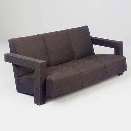 Three-seat settee
