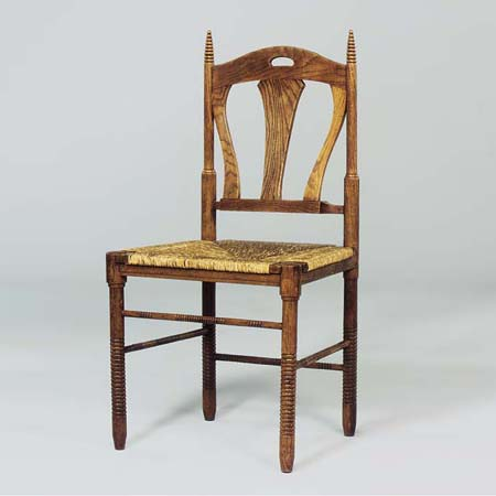 Model 2253 side chair