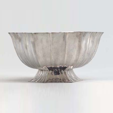 Footed bowl by Christie`s