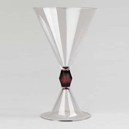 Aegir Bordeaux glass