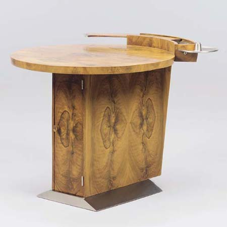 Humidor occasional table