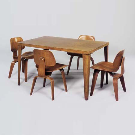 Dining suite by Christie`s