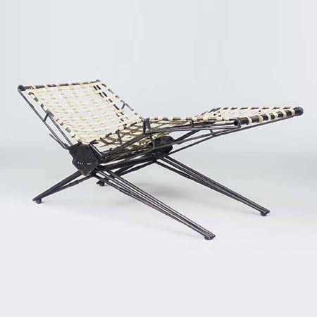 D-77 adjustable chaise de Christie`s