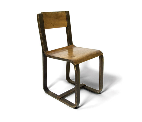 Della Rocca-Plywood chair