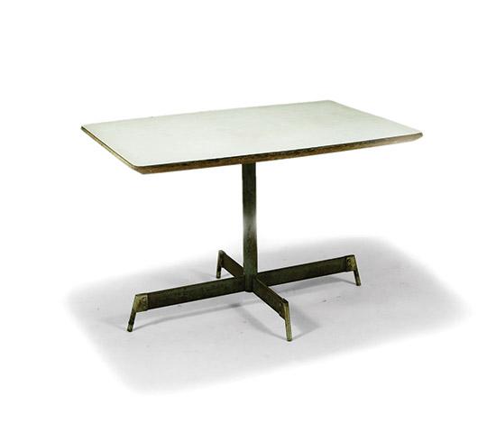 Della Rocca-Table for the first Olivetti canteen