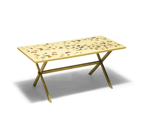 Coffee table from the 'Le Farfalle' collection