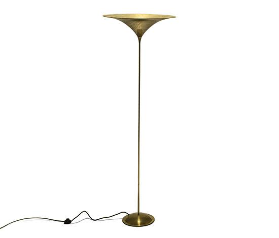 Della Rocca-Metal floor lamp
