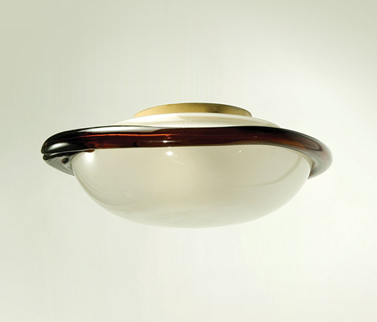 Murano glass ceiling lamp