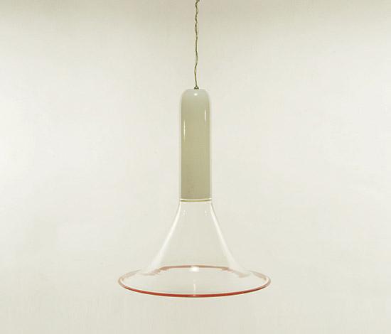 Della Rocca-Glass pendant lamp