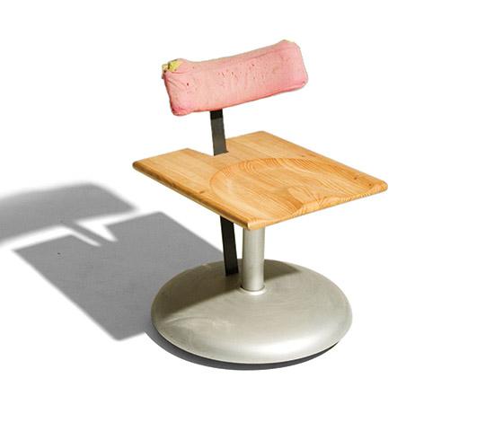 Della Rocca-'Trampolin' chair