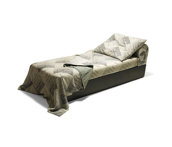 'Modus operandi' bed de Della Rocca