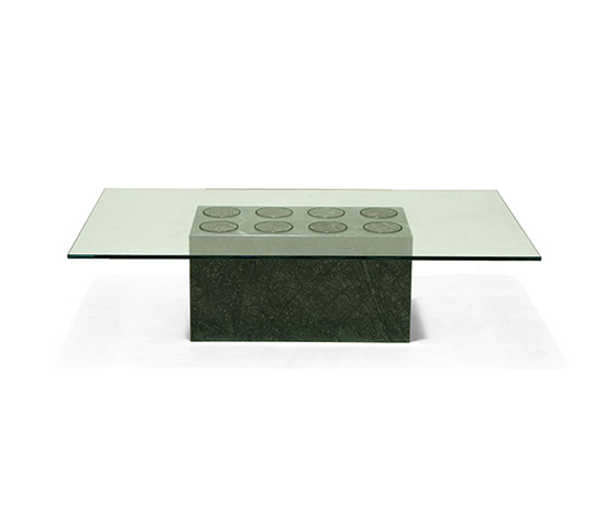 Della Rocca-'Lego 1' coffee table, prototype