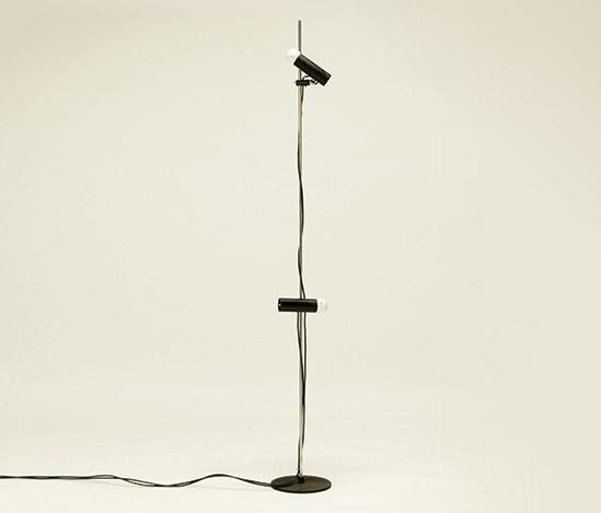 Floor lamp, mod. 1055