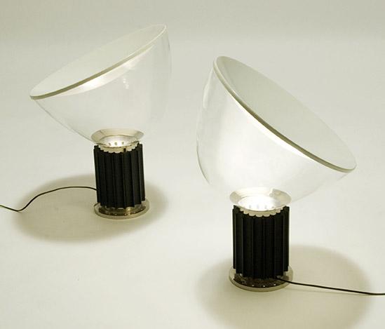 'Taccia' table lamp von Della Rocca