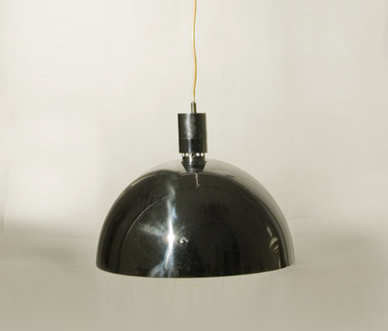 Three suspension lamps, 'AM/AS' series