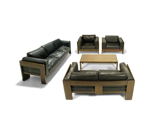 'Bastiano' sofas, armchairs and coffee table