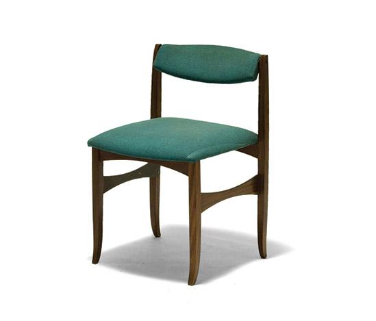 Six wooden chairs von Della Rocca