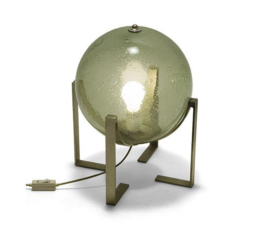 Della Rocca-Murano glass table lamp