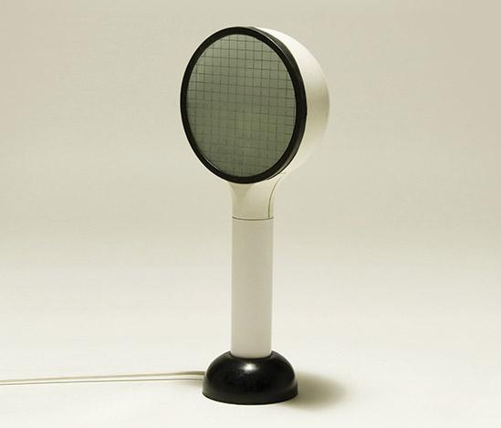 Della Rocca-'Drive' resin table lamp