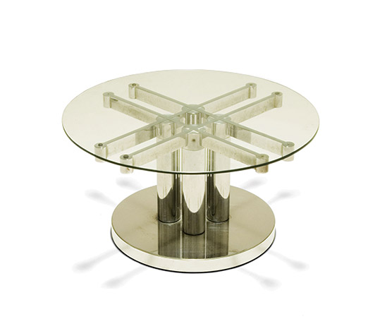 Pair of 'Andrea' coffee tables
