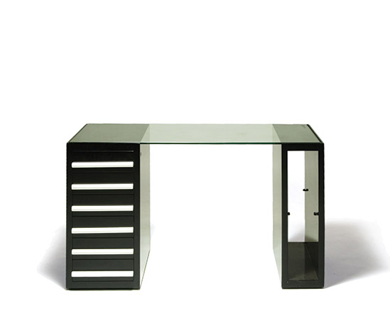 Della Rocca-'Costruzione' writing table