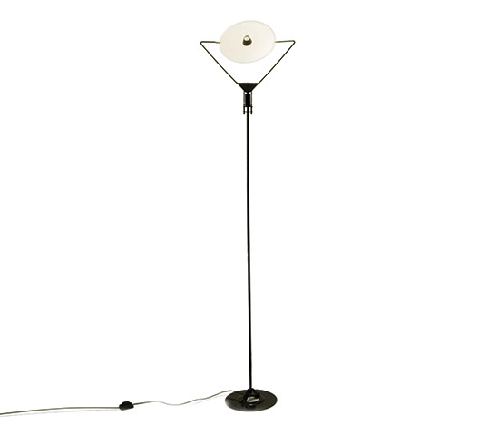 'Polifemo' halogen floor lamp