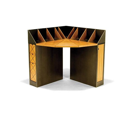 安东尼 阿斯托莉Antonia Astori(意大利1940-)家具作品集1 - 刘懿工作室 - 刘懿工作室 YI LIU STUDIO