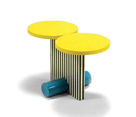Della Rocca-'Polar' coffee table