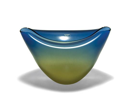 Della Rocca-Blown Murano glass vase