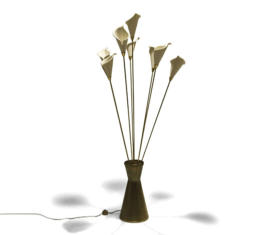 'Calla' floor lamp