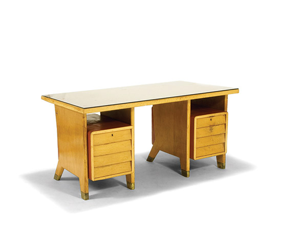 Writing desk, Forli county administration by Della Rocca