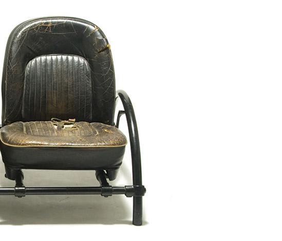 'Rover' two-seater sofa by Della Rocca
