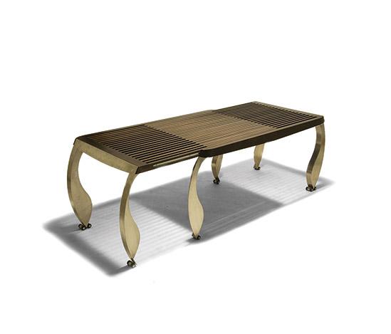 Della Rocca-'Split' extending table